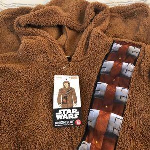 Star Wars Chewie Union Jumpsuit.